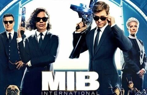 Men in Black: International (Film)