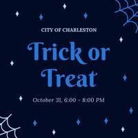 City of Charleston Trick or Treat