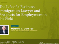 The Life of a Business Immigration Lawyer and Prospects for Employment in the Field