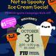 Halloween Ice Cream Social