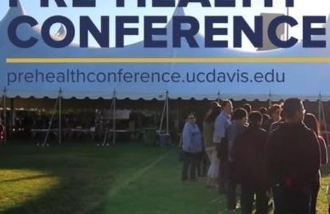 UC Davis Pre-Health Fair