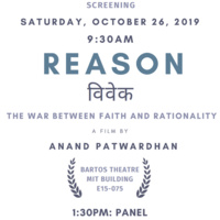 "Anand Patwardhan film ""Reason"""