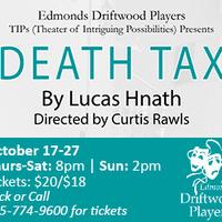 Death Tax by Lucas Hnath
