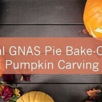 GNAS Pie Bake-Off & Pumpkin Carving