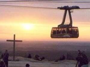 Stone Mountain Park Easter Sunrise Service