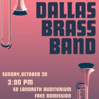 Guest Artist Series: Dallas Brass Band.
