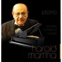 Faculty Recital Series: Harold Martina, piano