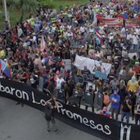 Puerto Rico: Filming Resistance and Survival with filmmaker Juan C. Dávila Santiago and activist Marisel Robles Gutiérrez