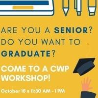 College Writing Proficiency (CWP)  Workshop