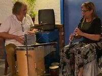 Kefi plays Greek music at Koutouki in Palm Desert
