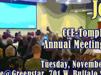 CCE Annual Meeting & Breakfast