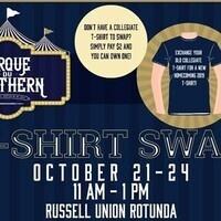 UPB: T-Shirt Swap
