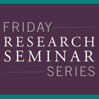 Friday Research Seminar Series - Trauma Research: Quick and Easy!
