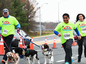 Y Turkey Trot Charity 5K Run & Walk