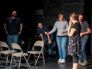 CLASS: Introduction to Improv Comedy