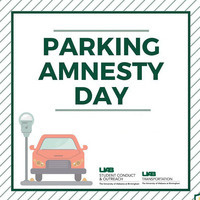 Parking Amnesty Day