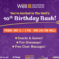 The Well's 10th Birthday Bash
