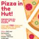 "Sukkot: Pizza ""in the Hut"""
