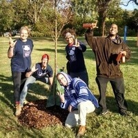 UofL Green Heart - Louisville Grows Tree Planting (Part 2)