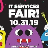 Annual IT Services Fair