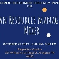 Human Resource Management Mixer