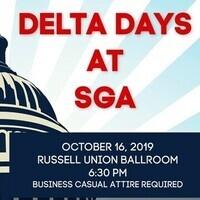 Delta Days at SGA