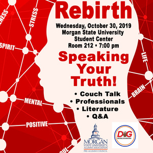 Rebirth: Speaking Your Truth