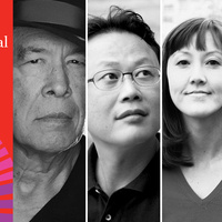 Thomas King, Un-su Kim, Sora Kim-Russell and Teresa Solana in Conversation