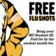 MU Students: Free Flu Shots at Memorial Union