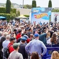 Hot Wheels Legend Tour Celebrations Comes to Santa Clarita Walmart