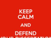 Final PhD Defense for Ariel Donovan