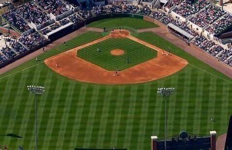 Auburn Baseball vs LSU