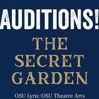 Auditions: The Secret Garden