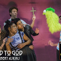 CCBC Essex Academic Theatre present Hand to God by Robert Askins