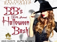 50% off with CV50 - BB's 35th Annual Halloween Bash at Agua Caliente Casino