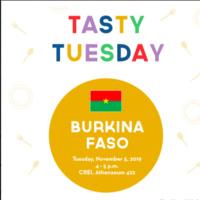 Tasty Tuesday: Burkina Faso