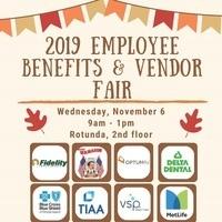 2019 Employee Benefits and Vendor Fair