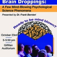 Brain Droppings: A Few Mind-Blowing Psychological Science Phenomena