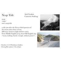 """Neap Tide"" - Washburn Gallery"