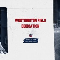 Al Worthington Baseball Field Dedication
