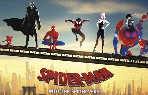 Film Board Presents: Spider-Man: Into the Spider-Verse