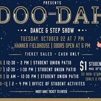 UPB-ARM:  Doo-Dah Dance & Step Show Ticket Sales