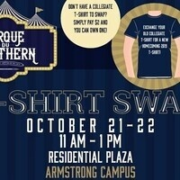 UPB-ARM: Homecoming T-Shirt Swap