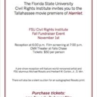 Harriet Tubman Film Premiere