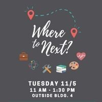 National Career Development Month: Where to Next?