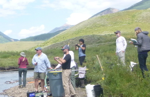 Programs, Tools, and Resources for Supporting the Collaborative Work of Water Scientists
