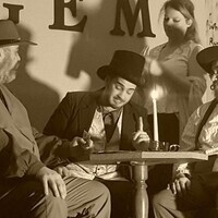 The Scrooge of Deadwood - Dinner Theater