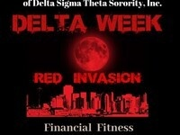 Delta Sigma Theta Sorority Inc. Delta Week Financial Fitness