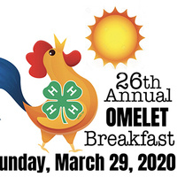 26th Annual 4-H Omelet Breakfast - CANCELLED