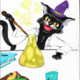 Fredonia Chemistry Club Halloween Science Fair - Community Day